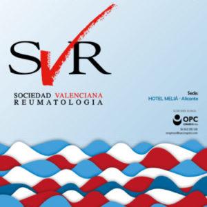 XXI CONGRESO DE LA SOCIEDAD VALENCIANA DE REUMATOLOGIA